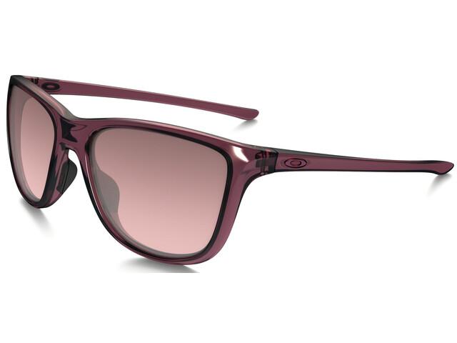 Oakley Reverie Sykkelbriller Dame rød